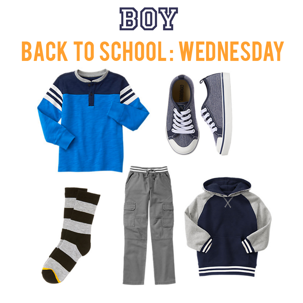 gym boy wednesday