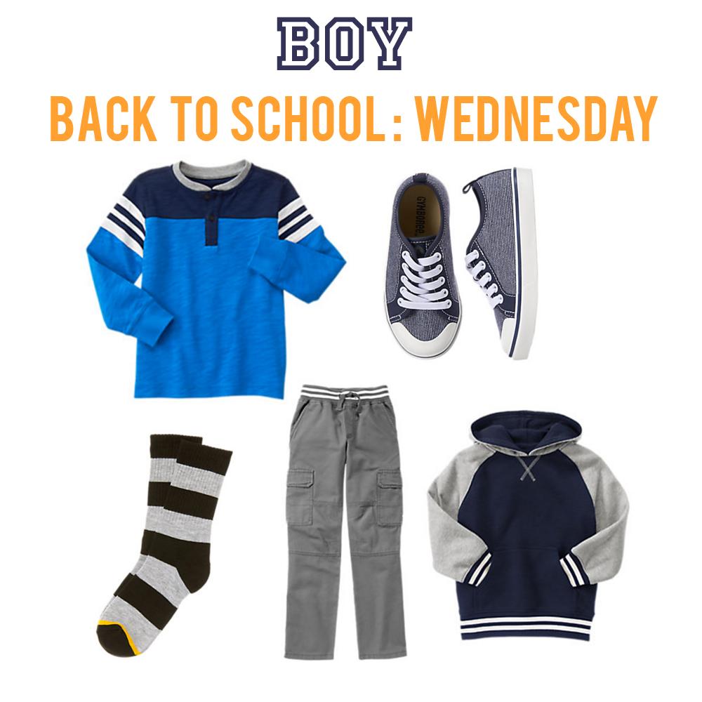 gym boy wednesday