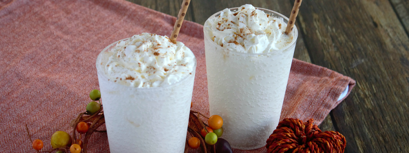 Pumpkin Spice Milk – A Coffee House Kids' Drink!