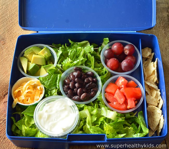 Non Sandwich School Lunches - The Crafting Chicks