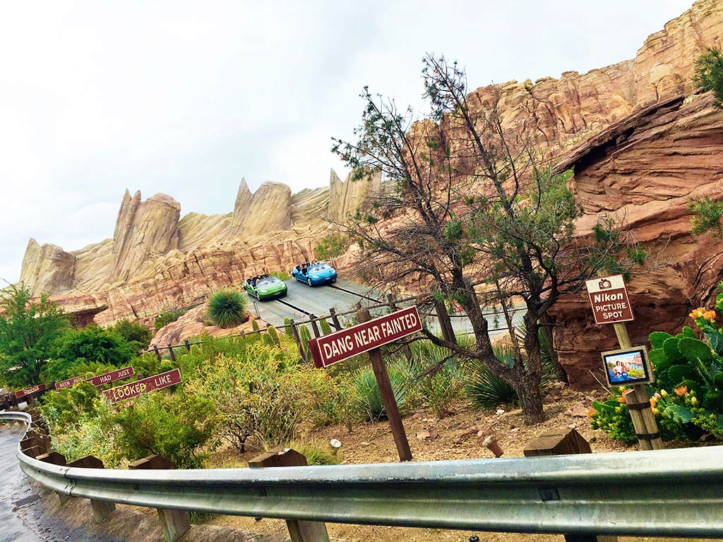 Cars Land When to go to Disneyland