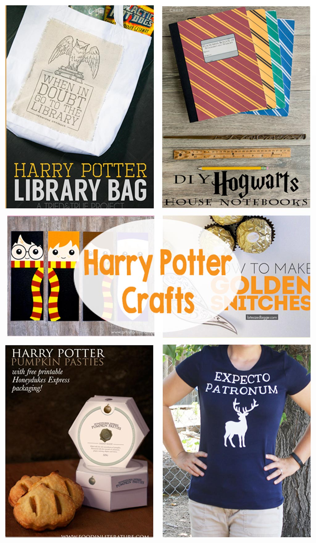 image regarding Harry Potter Printable Bookmarks called Harry Potter Crafts - The Composing Chicks