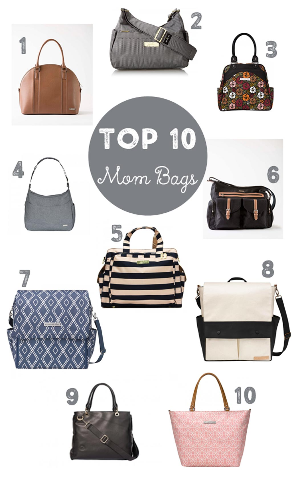 Top 10 Mom Bags Diaper For All Stages Of Motherhood Even A Bag