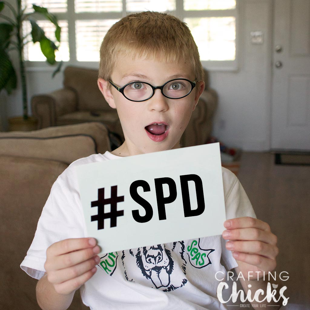 how to help a child with spd