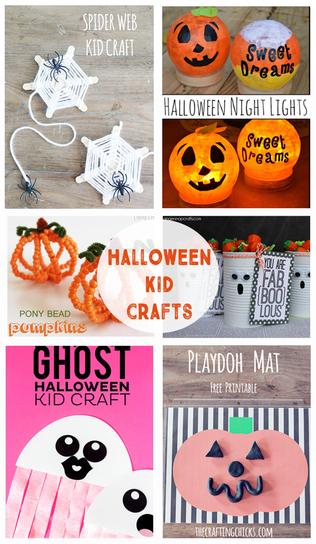 photo relating to Halloween Craft Printable titled Halloween Baby Crafts - The Composing Chicks