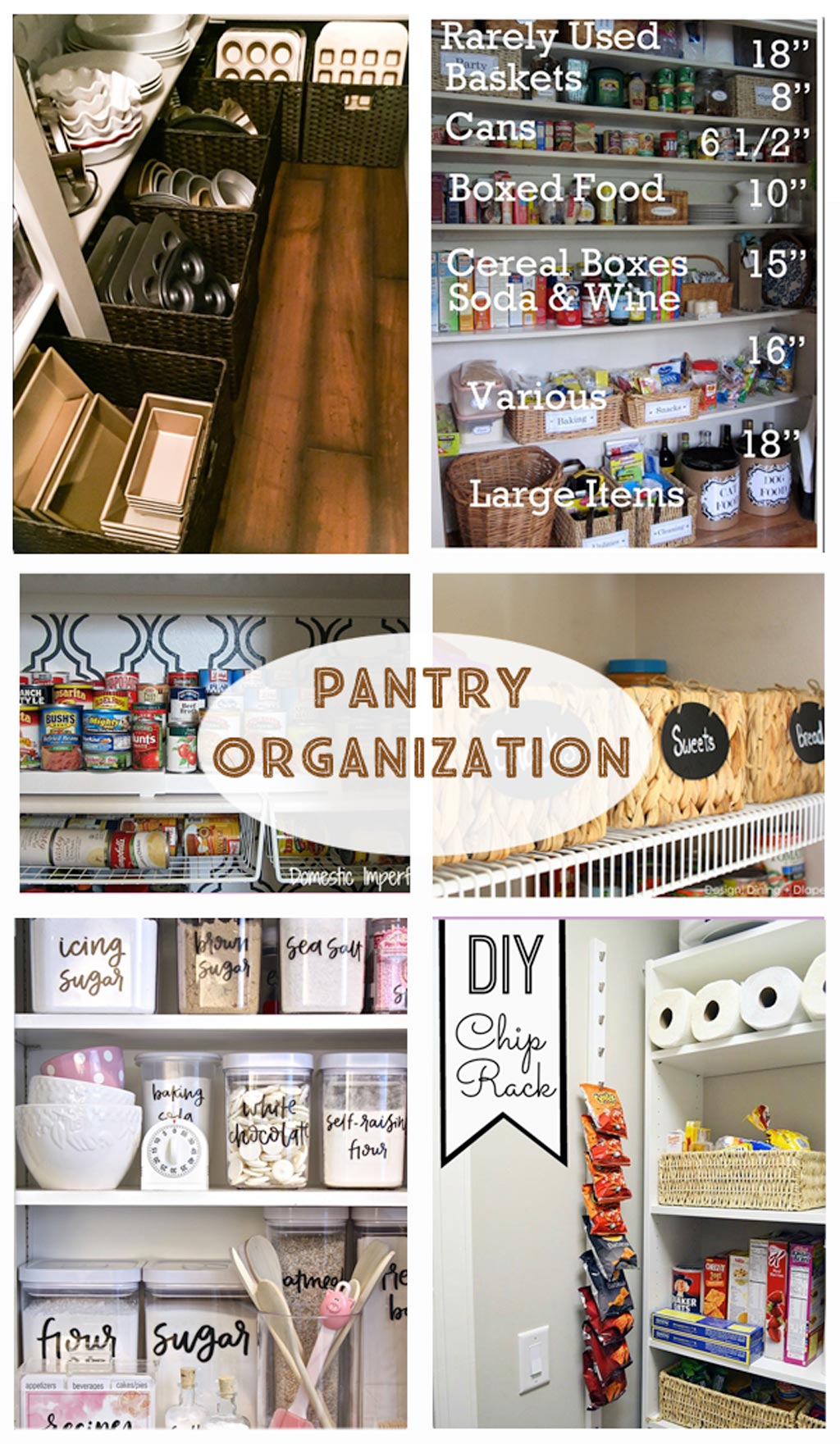 Pantry Organization The Crafting Chicks