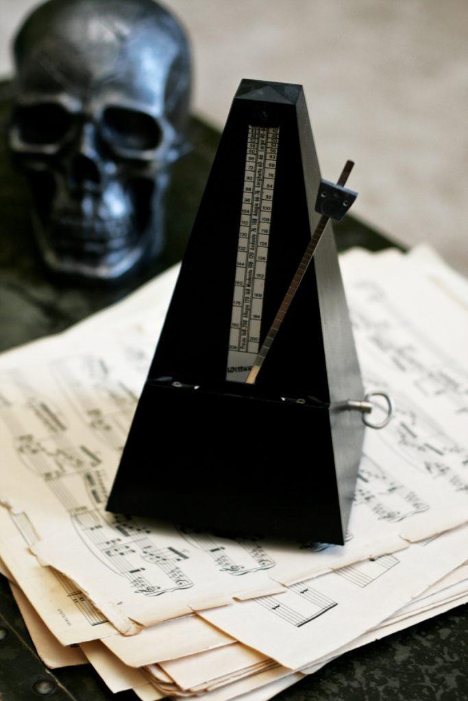 Spooky Metronome