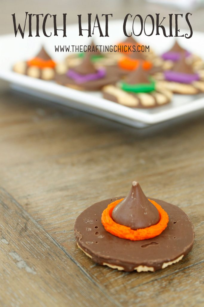 How to make Witch Hat cookies
