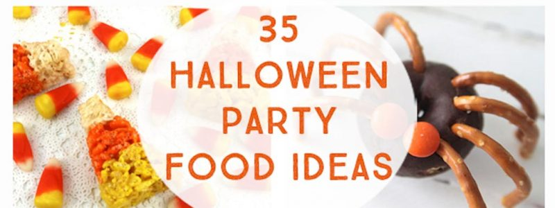 35 Halloween Party Food Ideas