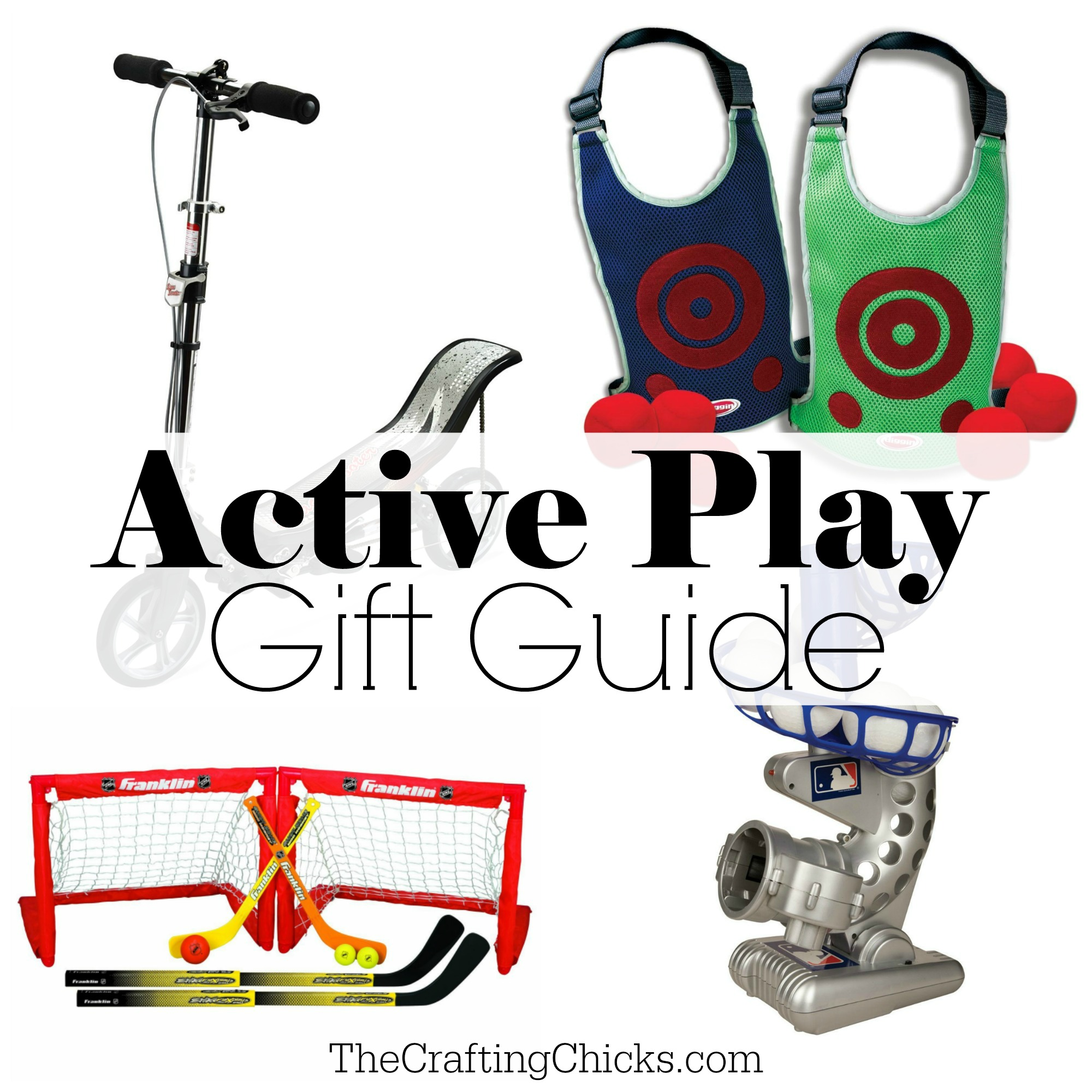 Active Play Gift Guide