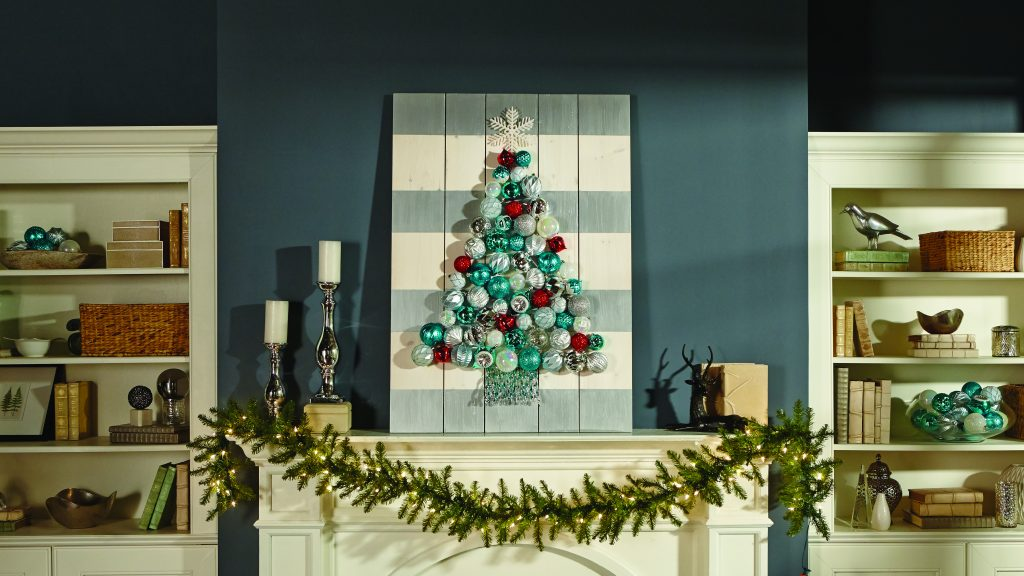 Holiday Ornament Display