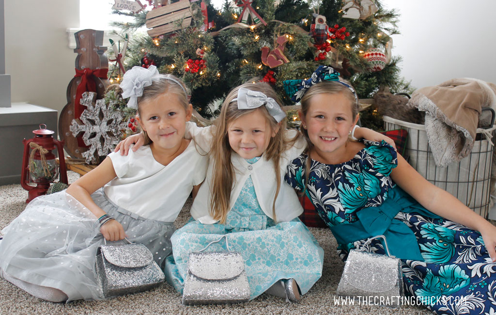 Gymboree Christmas dresses