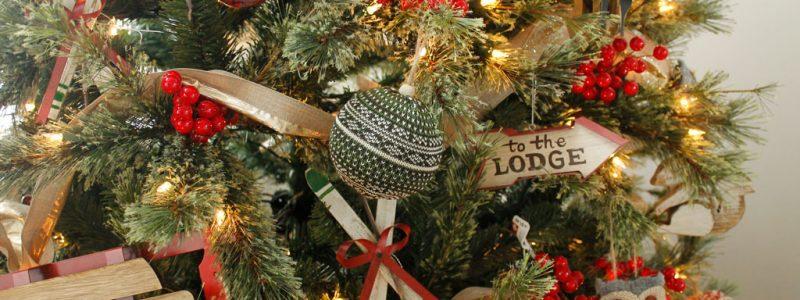 Sleigh Ride Christmas Tree