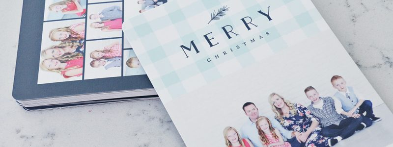 Christmas Cards 2016 with MINTED