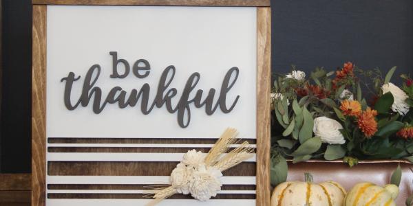 Thanksgiving Inspired Pocket Frames