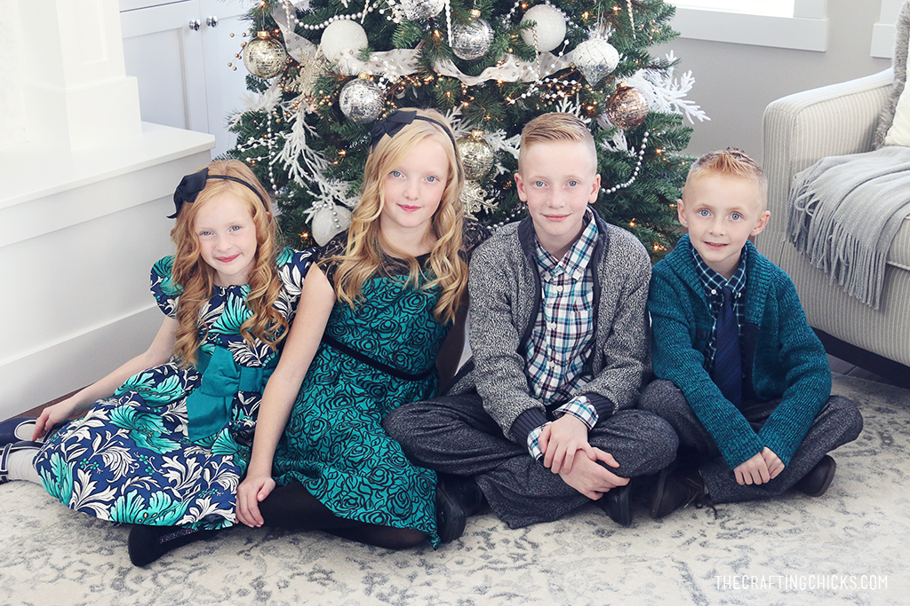 Holiday Festive Clothing for Kids with Gymboree