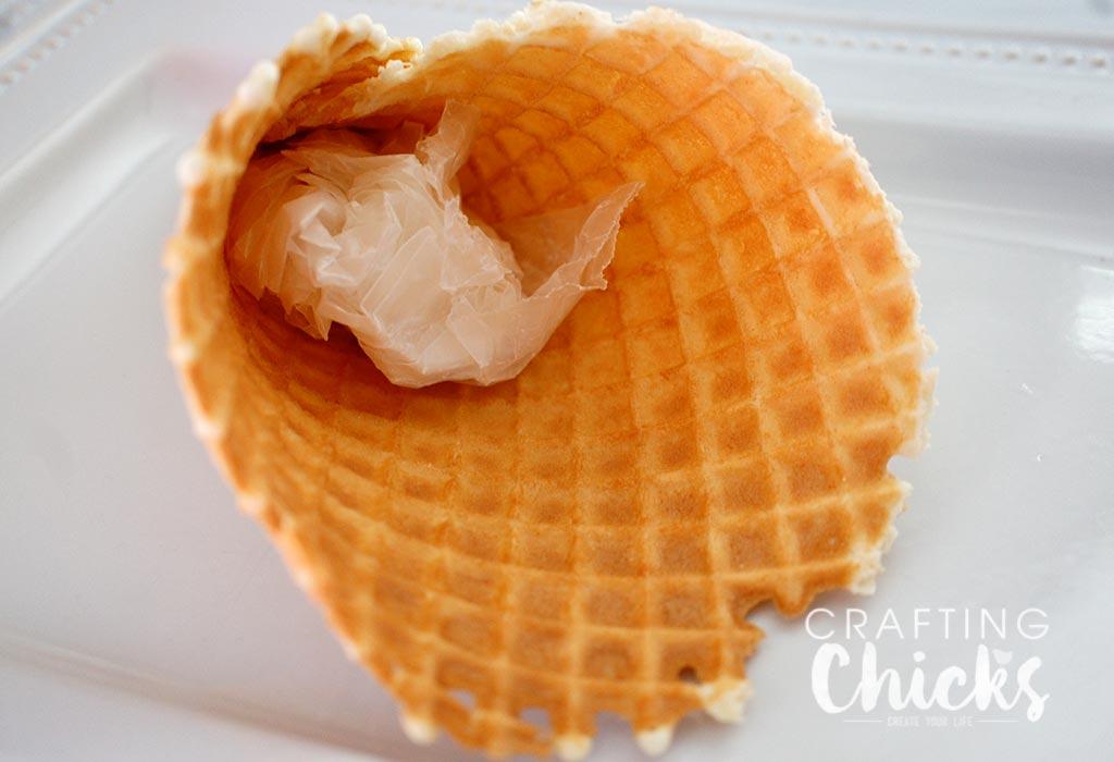 how to make korean fish waffle cone