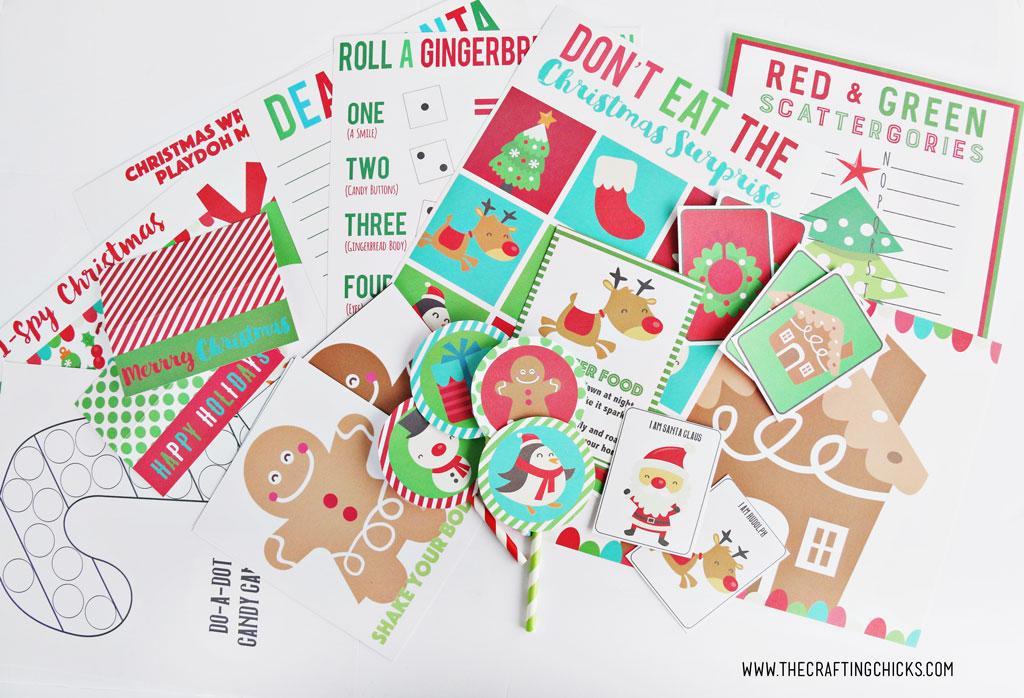 Christmas Printable Pack