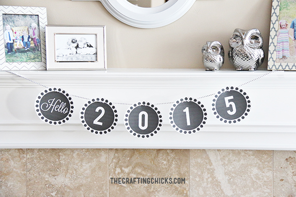 Coloring Pages For New Years 2016 : New year s printables the crafting chicks
