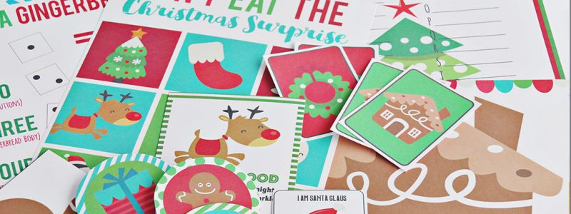 Christmas Printable Mega Pack