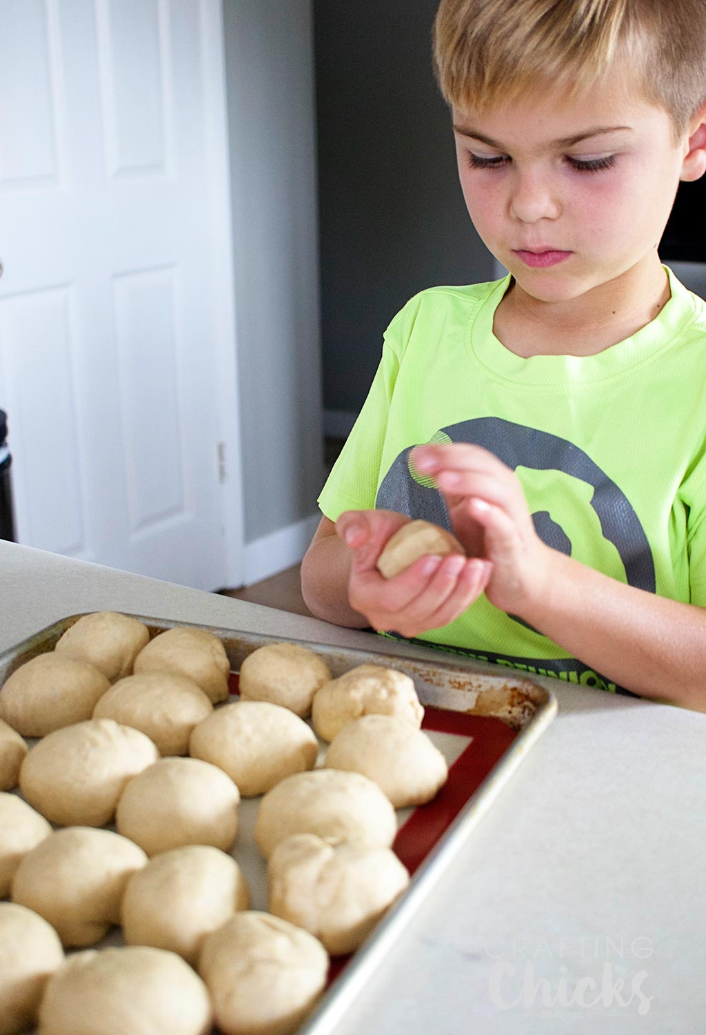 Sunday Rolls recipe - A family favorite staple in our house.