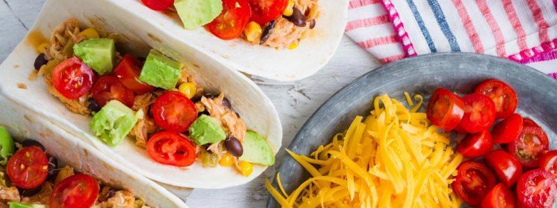 Creamy Black Bean Salsa Chicken Recipe