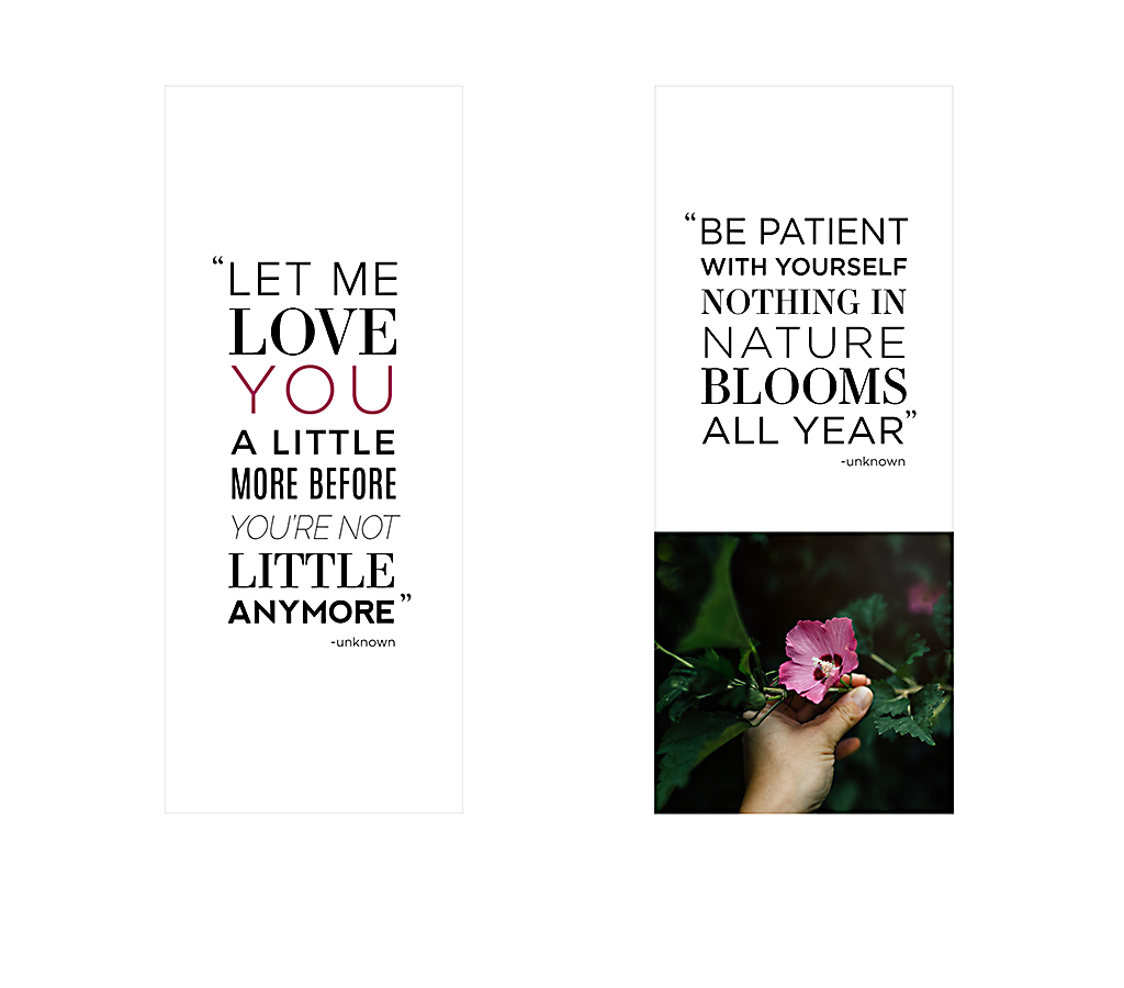 picture relating to Free Printable Bookmarks With Quotes referred to as Inspirational Estimates: Cost-free Printable Bookmarks - The