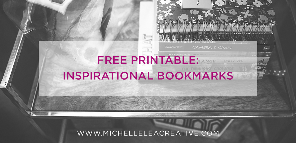 photograph regarding Free Printable Bookmarks With Quotes named Inspirational Quotations: Absolutely free Printable Bookmarks - The