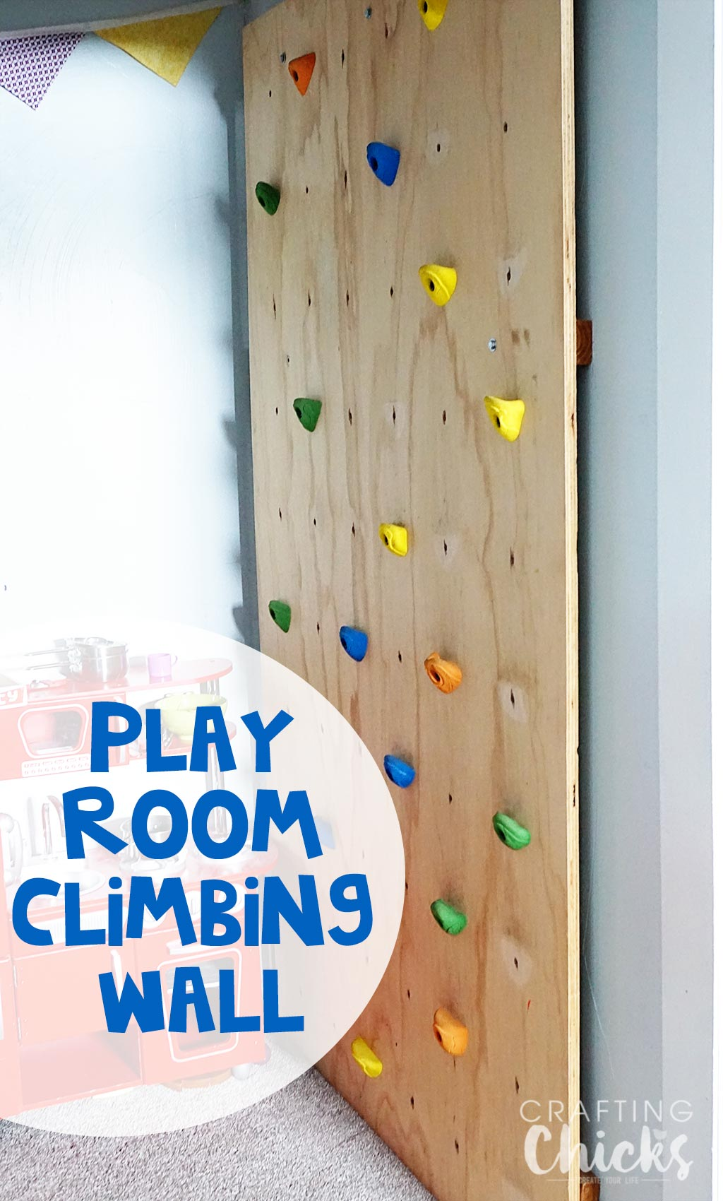 Play Room Climbing Wall