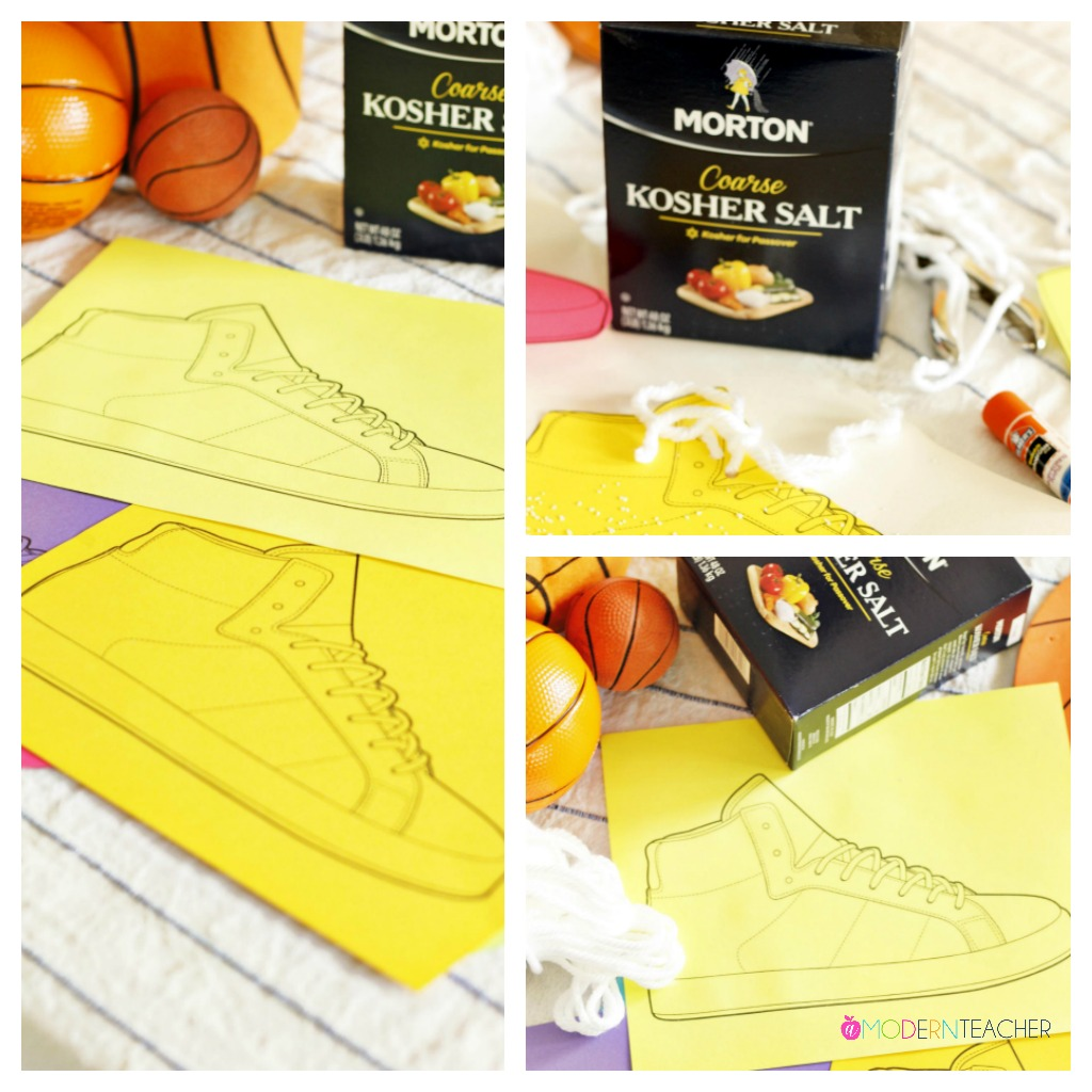 Basketball Craft