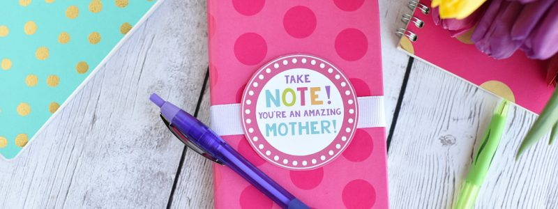 """Take Note"" Gift Idea"