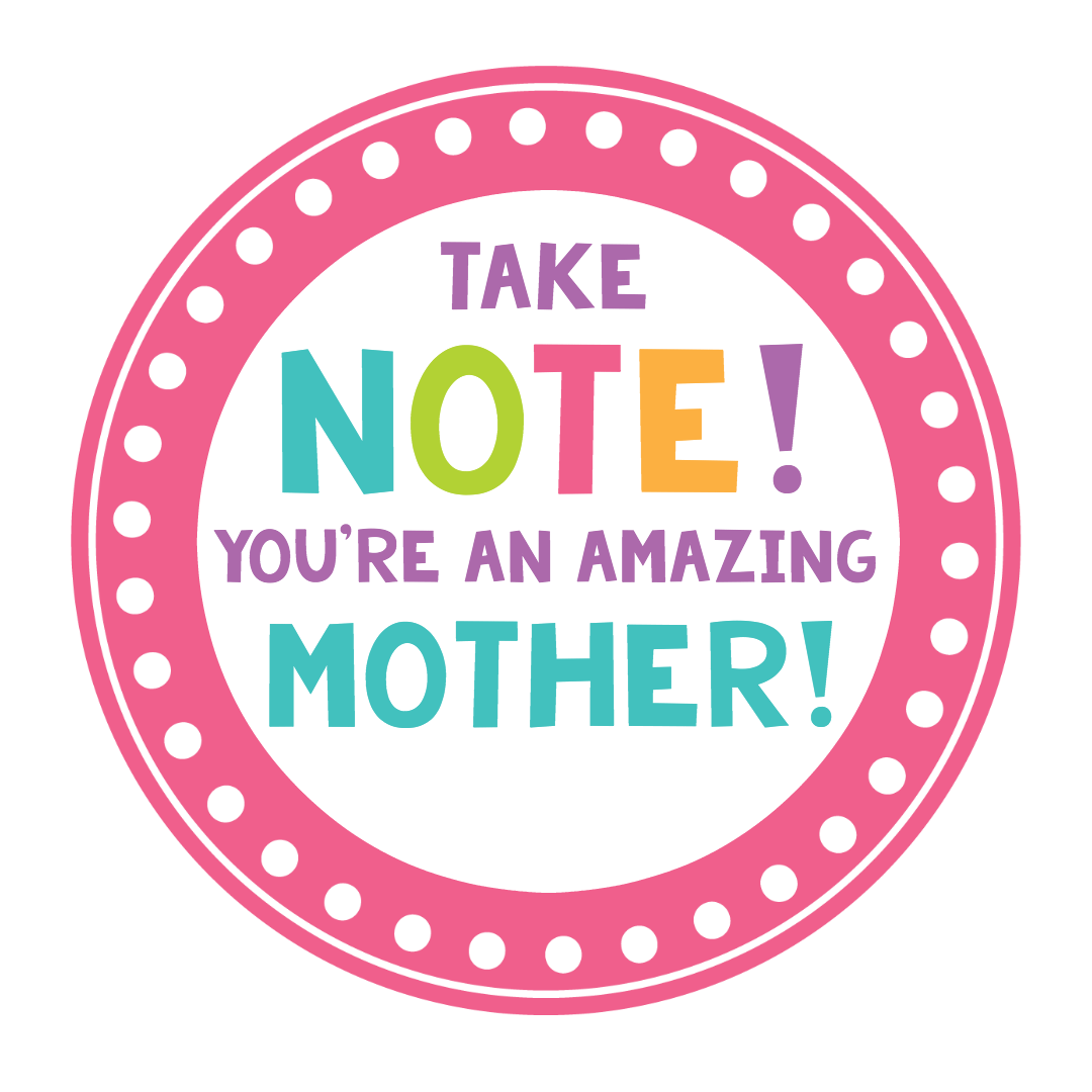 """Take Note"" Gift Idea"