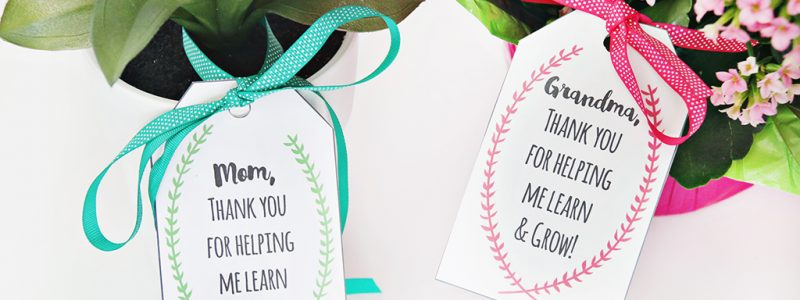 Grandma Gift Tag Archives The Crafting Chicks