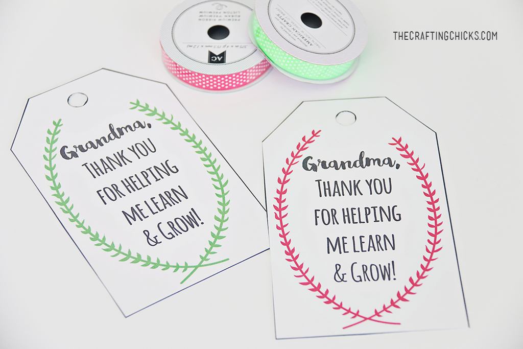 Mother S Day Tags: Mother's Day Plant Printable Gift Tags