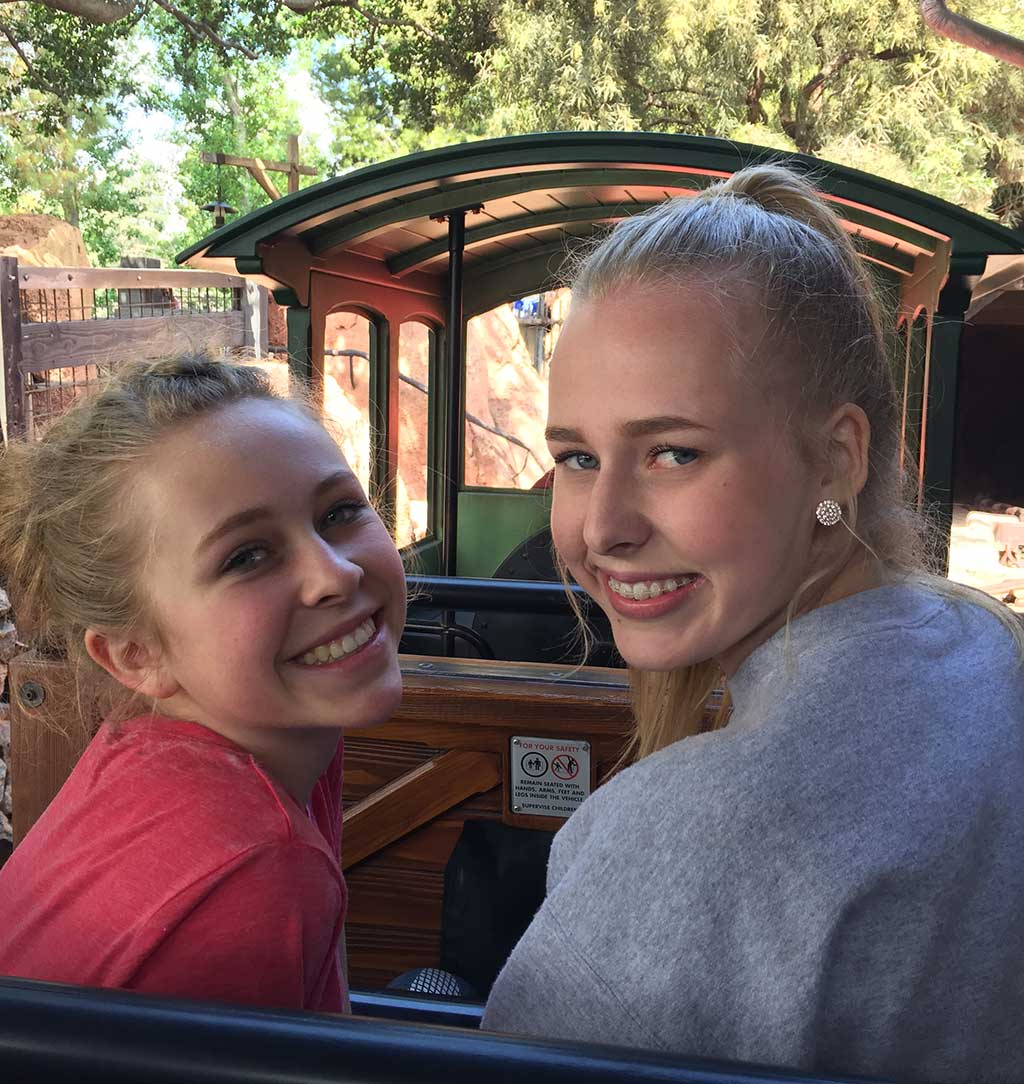 Teenagers at Disneyland: The Best Rides and Shows