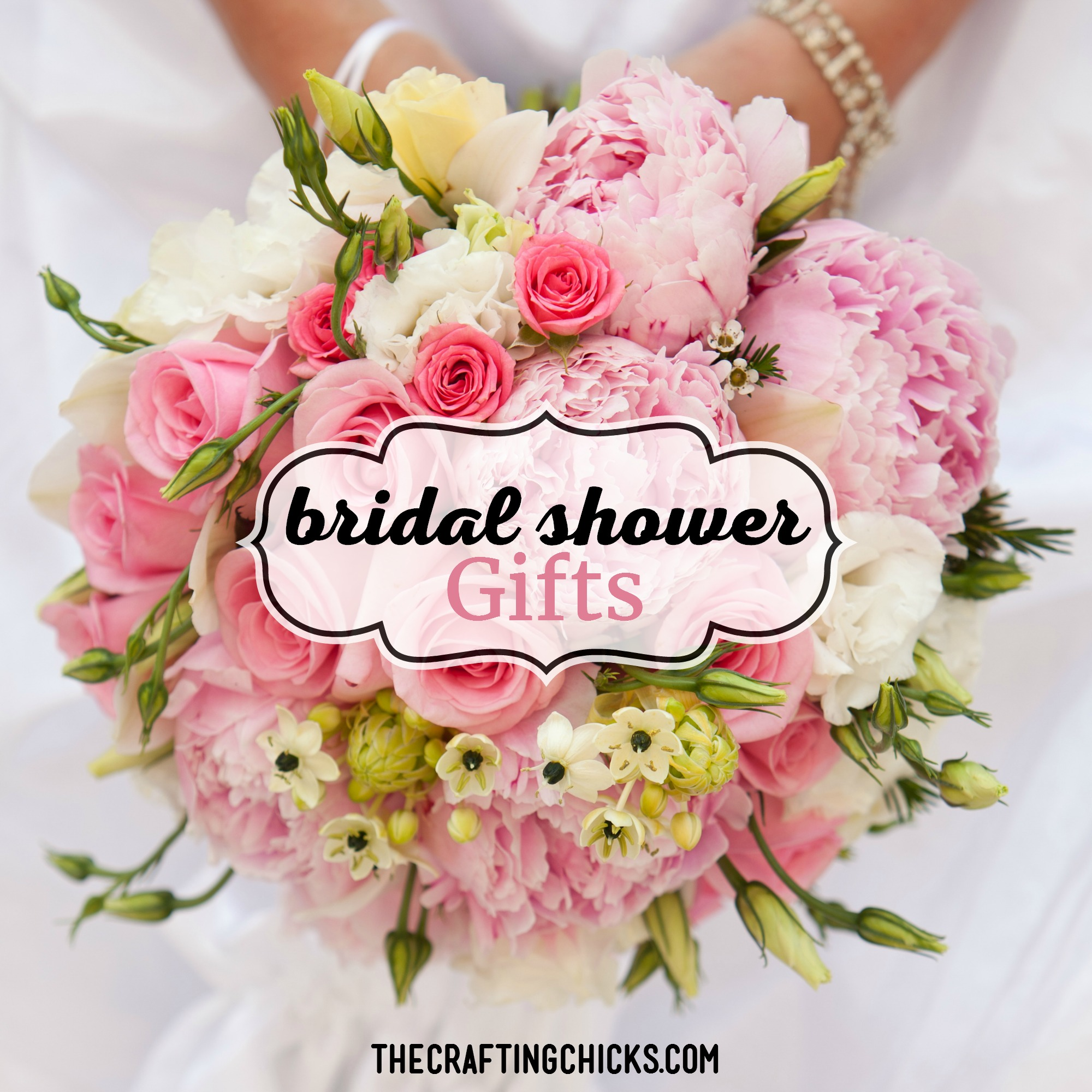 a bridal shower is a great way to show the bride to be just how amazing