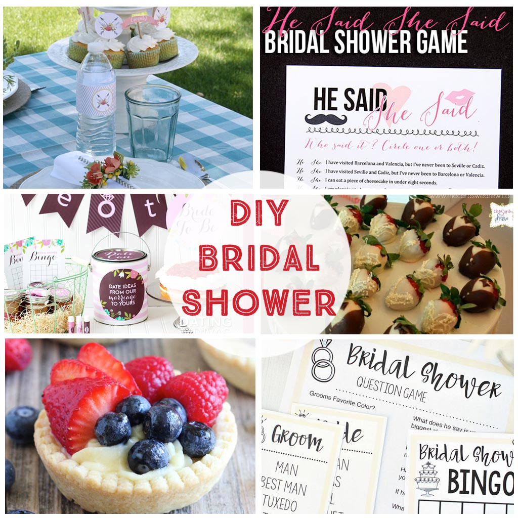 Bridal shower ideas for Bridal shower gifts for the bride who has everything