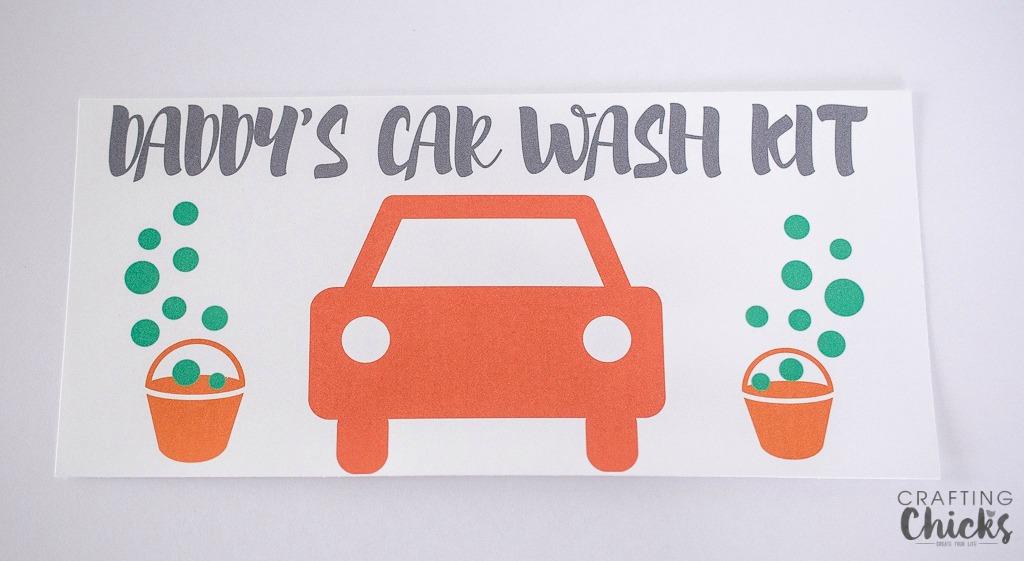 Daddy's Car Wash Kit