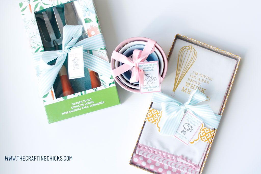 Retro Mothers Day tags