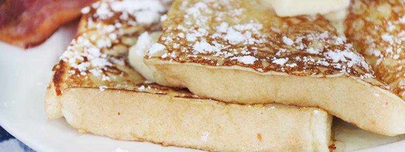 Fluffy Buttermilk French Toast Recipe