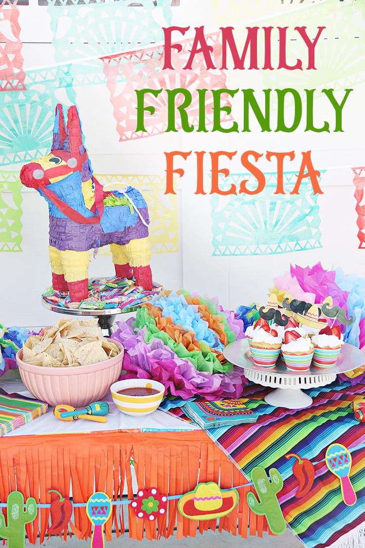 Family Friendly Fiesta