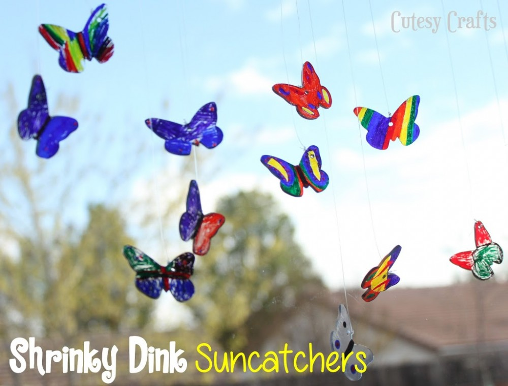 Butterfly Kids Crafts And Activities The Crafting Chicks