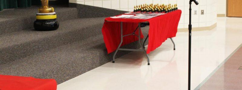 Red Carpet Teacher Appreciation Week