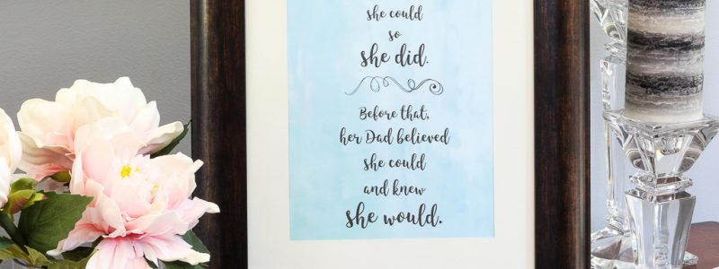 Father's Day Printable Art