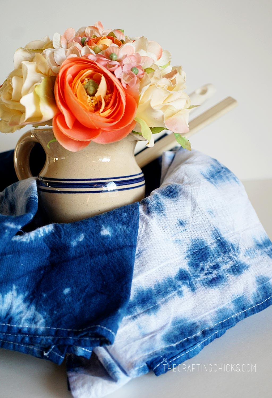 Shibori Dyeing