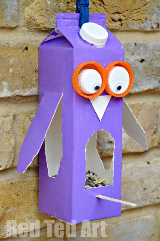 Outdoor Art Kids Crafts and Activities | Outdoor summer projects to entertain and educate | Easy art projects for kids of all ages
