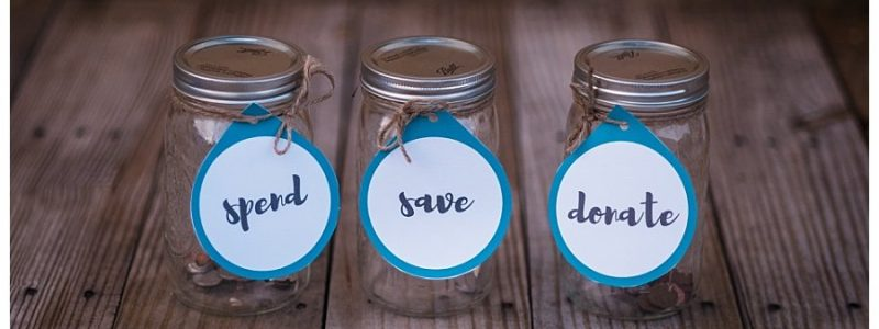 DIY Mason Jar Banks
