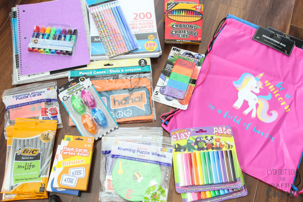 Adopt-a-child Back to School Kits