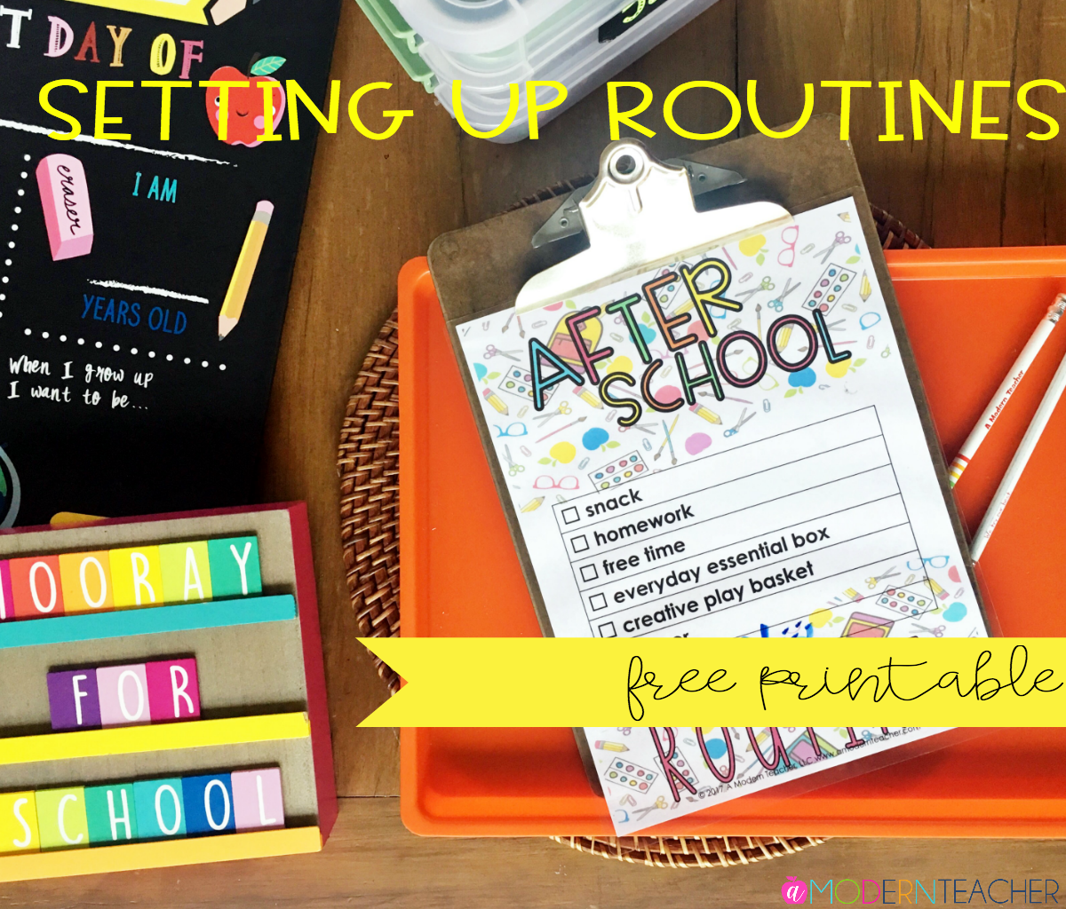 After-School-Routines-A-Modern-Teacher
