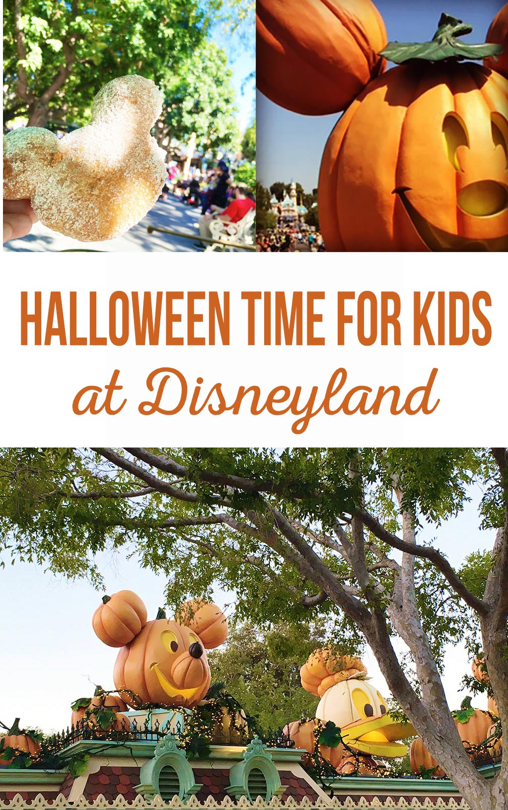 Halloween for Kids at Disneyland | Find out all of the fun at Disneyland Halloween Time for kids. It's the perfect way to celebrate and there's something for everyone.